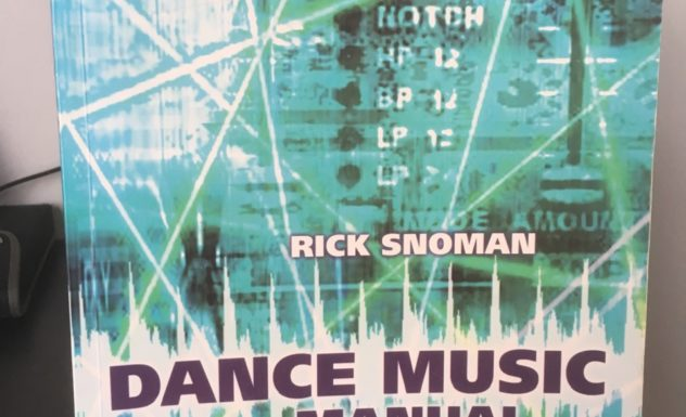 the dance music manual